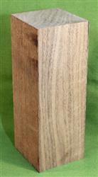 "Blank #734 - Black Walnut Solid Turning Blanks ~ 3"" x 3"" x 8"" ~ $14.99"